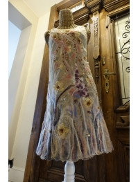 """Dress """"summer garden"""""""